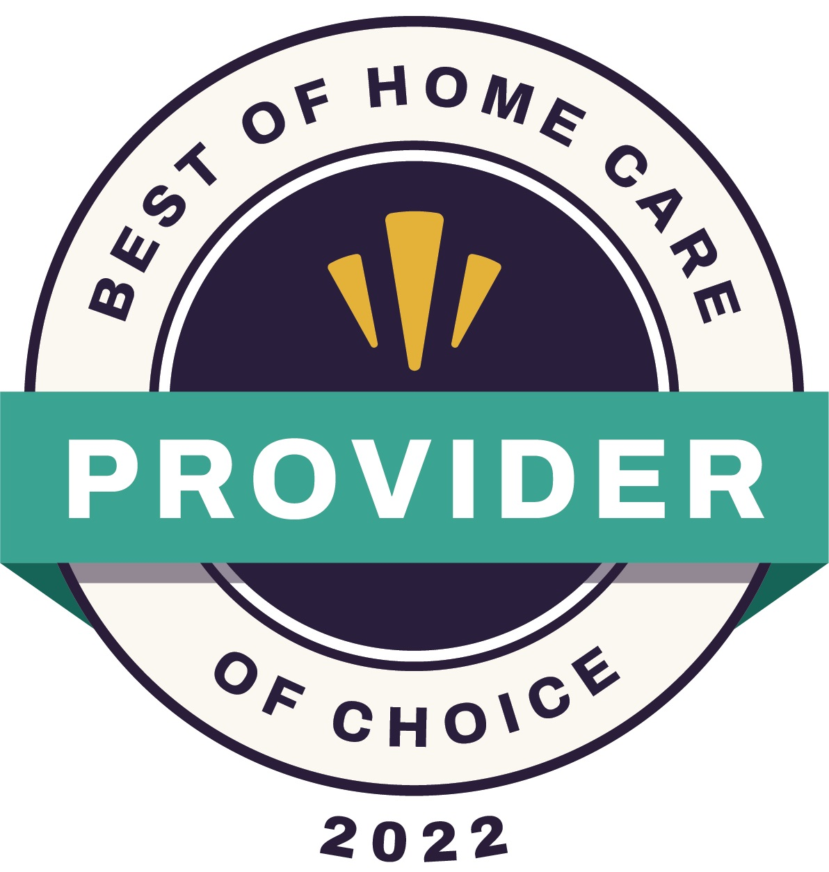 The Best of Home Care – Provider of Choice award signifies high client satisfaction. This award is based on satisfaction ratings gathered from verified clients. To qualify, an agency must outperform other home care agencies in their geographic region in addition to other criteria.